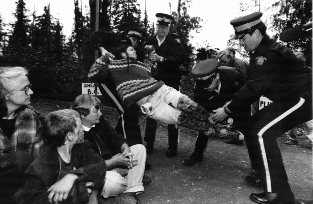Clayoquot_Sound_1993_Protests_and_Arrests